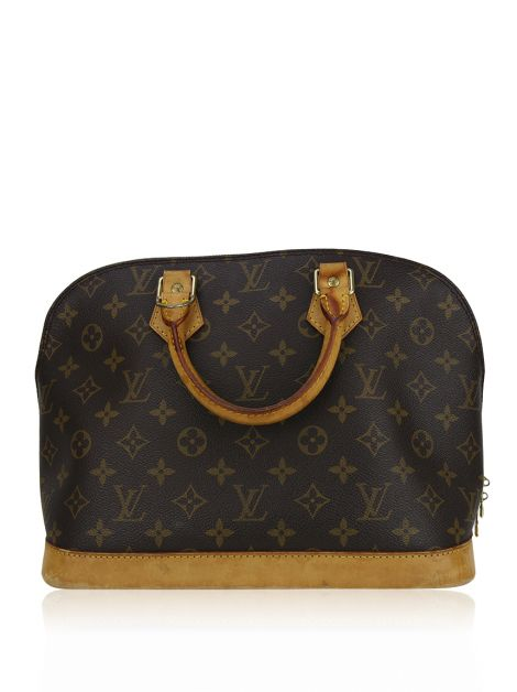 Bolsa Louis Vuitton Alma Monograma PM