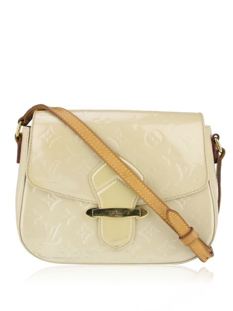 Bolsa Louis Vuitton Bellflower GM Blanc Corail