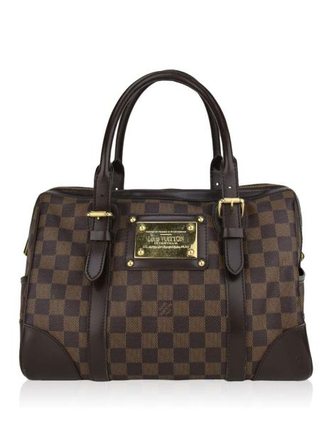 Bolsa Louis Vuitton Berkeley Damier Ébène