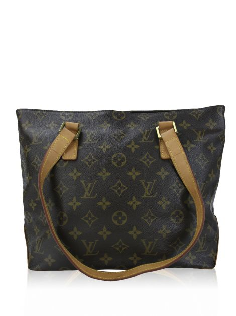 Bolsa Louis Vuitton Cabas Piano Monograma PM