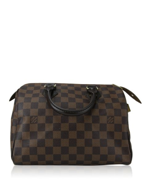 Bolsa Louis Vuitton Canvas Speedy 25