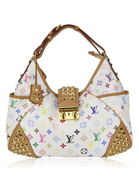 Bolsa Louis Vuitton Chrissie Multicolore