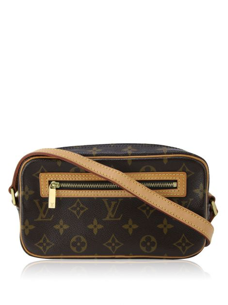 Bolsa Louis Vuitton Cite Pochette Canvas Monograma