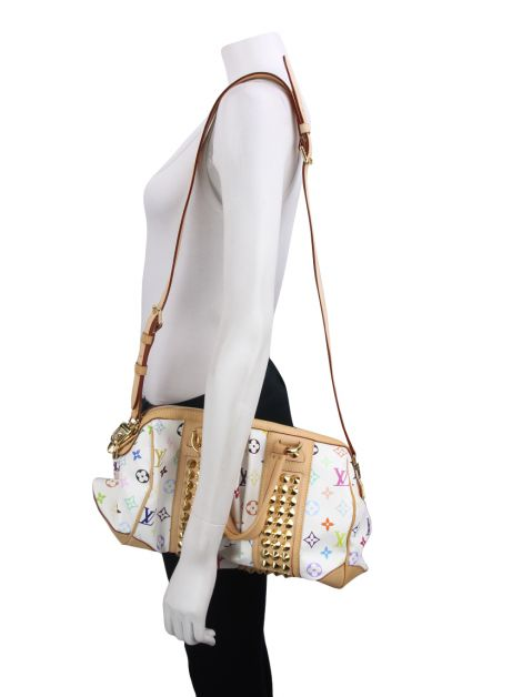 Bolsa Louis Vuitton Courtney Multicolore