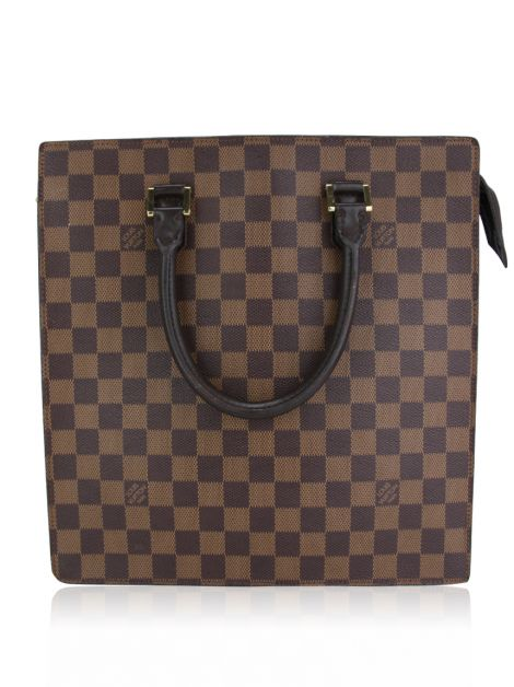 Bolsa Louis Vuitton Damier Ébène Canvas