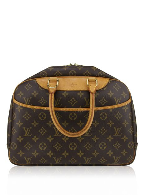 Bolsa Louis Vuitton Deauville Canvas