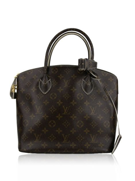 Bolsa Louis Vuitton Fetish Lockit Monograma