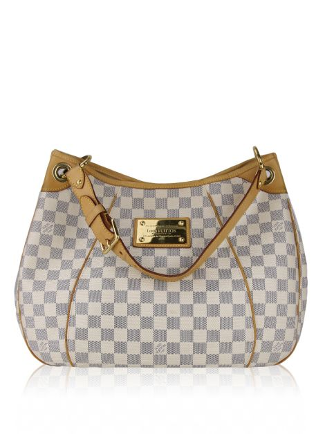 Bolsa Louis Vuitton Galliera MM Damier Azur