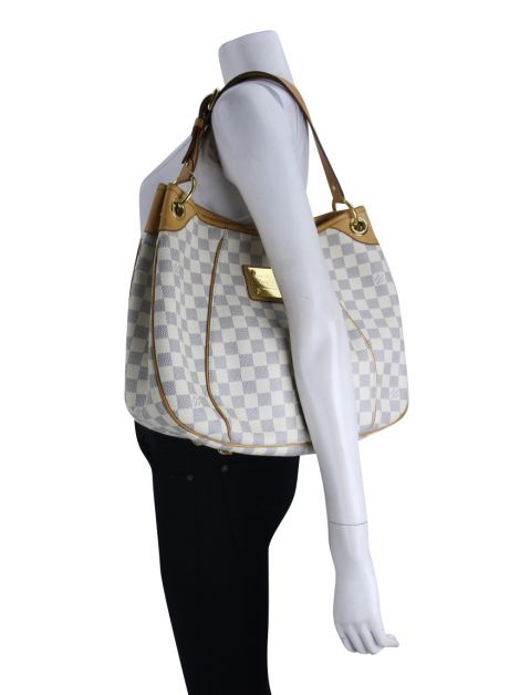 Bolsa Louis Vuitton Galliera PM Damier Azur