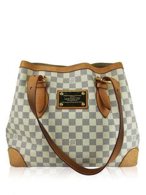 Bolsa Louis Vuitton Hampstead Azur MM
