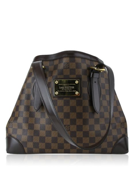 Bolsa Louis Vuitton Hampstead Damier Ebene Canvas