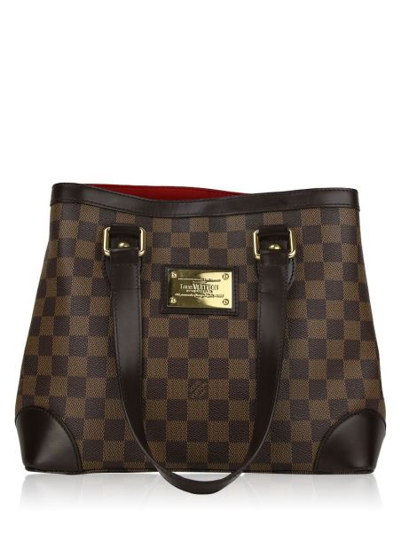 Bolsa Louis Vuitton Hampstead Damier Ebene