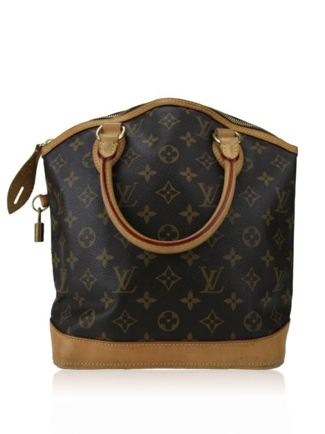 Bolsa Louis Vuitton Lockit PM Monograma