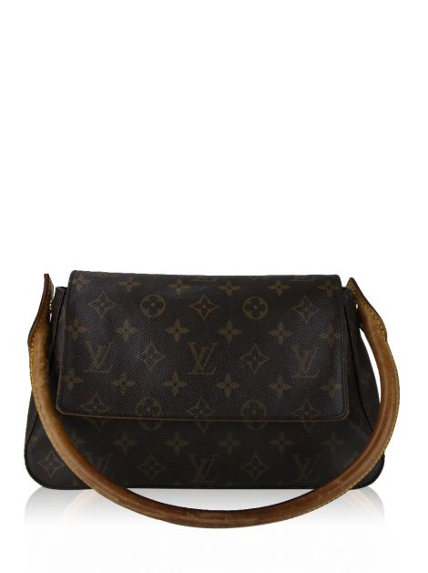Bolsa Louis Vuitton Looping PM Monograma