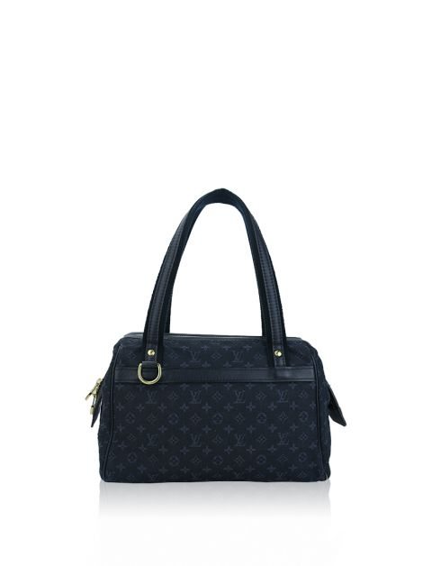 Bolsa Louis Vuitton Mini Lin Josephine PM Azul