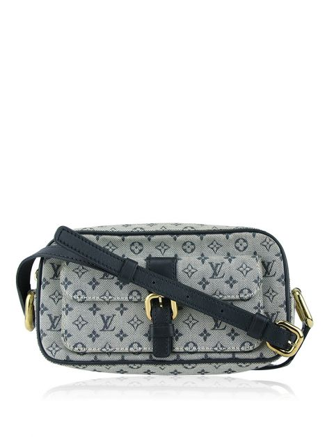 Bolsa Louis Vuitton Mini Lin Marinho