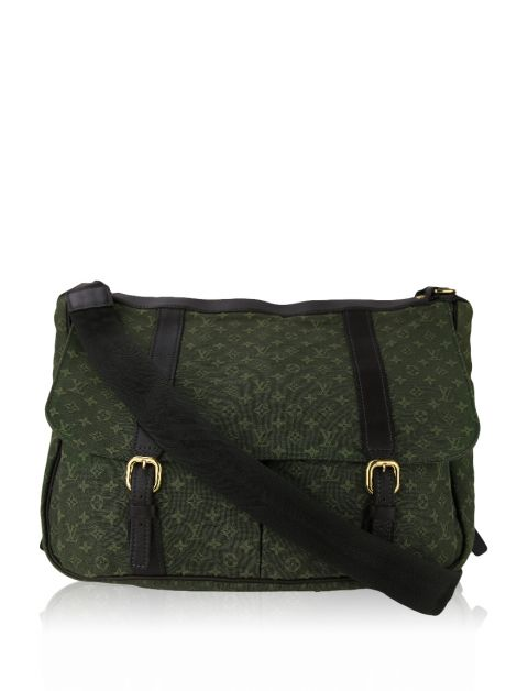 Bolsa Louis Vuitton Mini Lin Sac a Langer Diaper