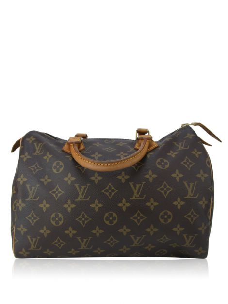 Bolsa Louis Vuitton Monograma Speedy 30