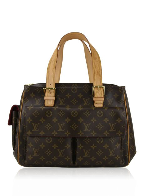 Bolsa Louis Vuitton Multipli Cite Monograma