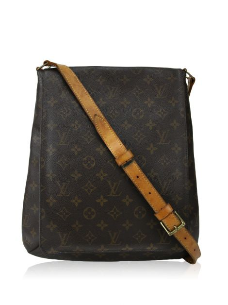 Bolsa Louis Vuitton Musette Canvas