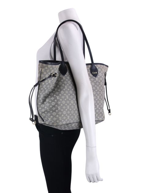 Bolsa Louis Vuitton Neverfull Mini Lin Encre