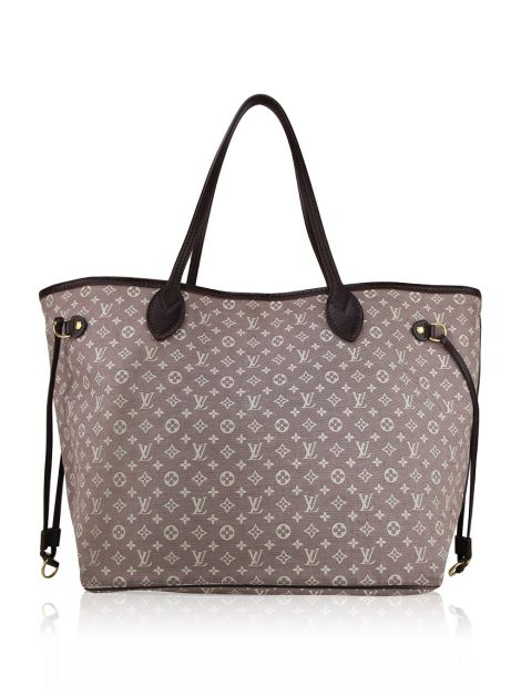Bolsa Louis Vuitton Neverfull MM Idylle Sepia