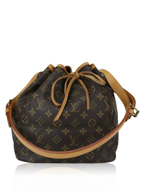 Bolsa Louis Vuitton Noé Canvas