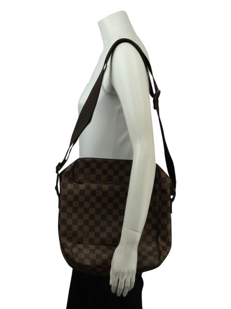 Bolsa Louis Vuitton Olav Canvas Damier Ébene