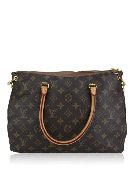 Bolsa Louis Vuitton Pallas Monograma