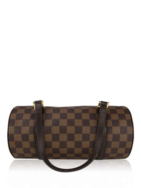 Louis Vuitton Papillon 26 Damier Ébene