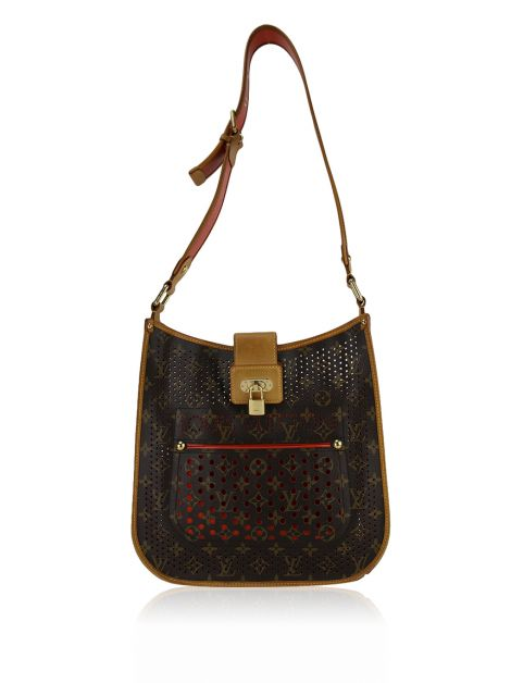Bolsa Louis Vuitton Perforated Musette Limited Edition