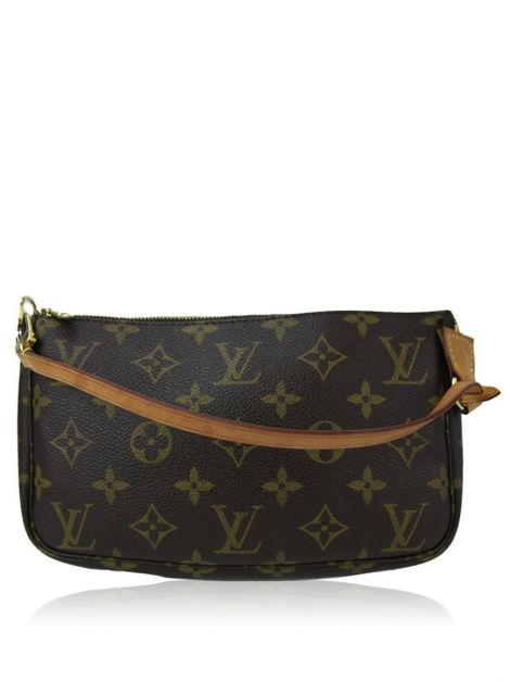 Bolsa Louis Vuitton Pochette Acessories Canvas