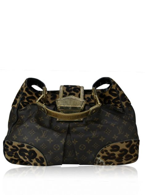 Bolsa Louis Vuitton Polly Animal Print