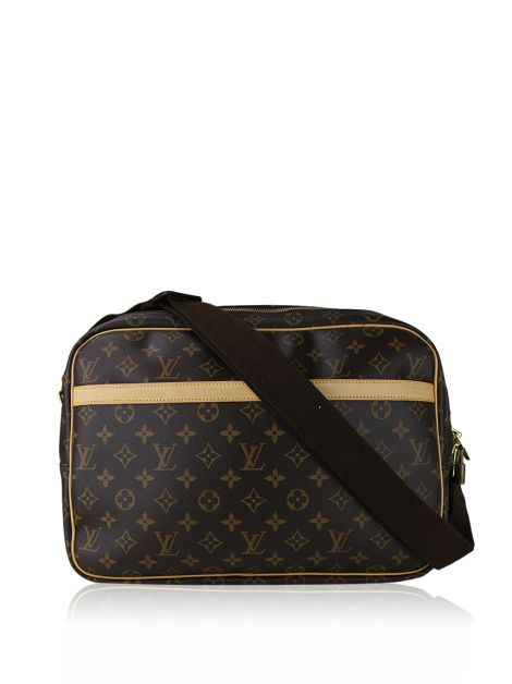 Bolsa Louis Vuitton Reporter Monogram Canvas