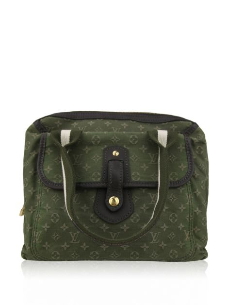 Bolsa Louis Vuitton Verde Sac Mary Kate M92507