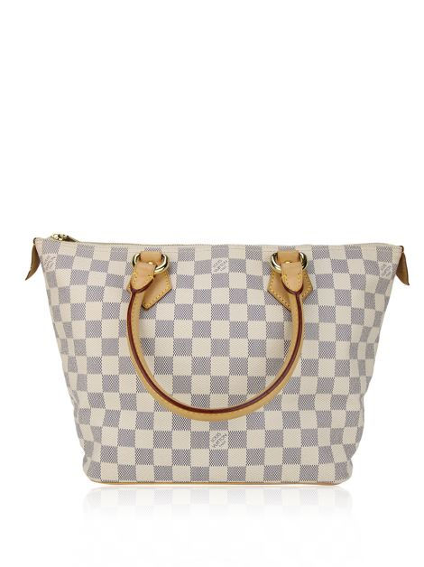 Bolsa Louis Vuitton Saleya Damier Azur PM