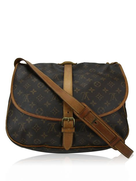 Bolsa Louis Vuitton Saumur MM