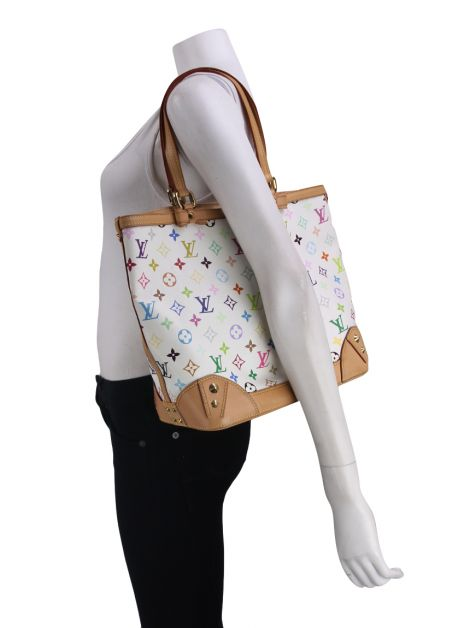 Bolsa Louis Vuitton Sharleen Multicolore