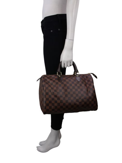 Bolsa Louis Vuitton Speedy 35 Damier