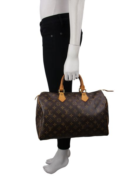 Bolsa Louis Vuitton Speedy 35 Monograma