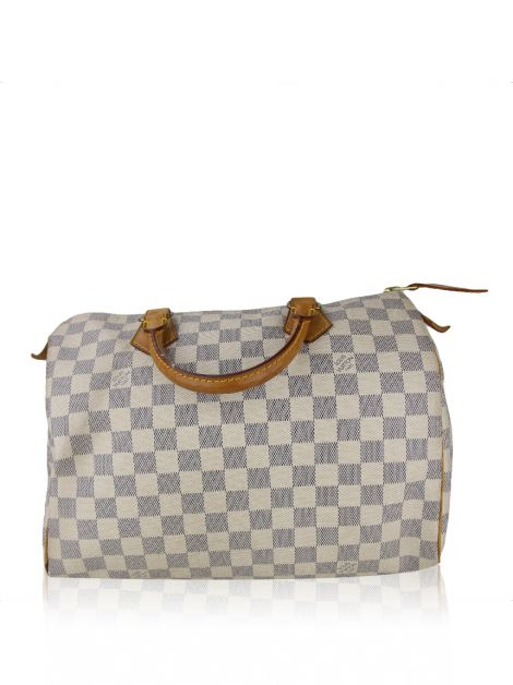 Bolsa Louis Vuitton Speedy Damier Azur 25