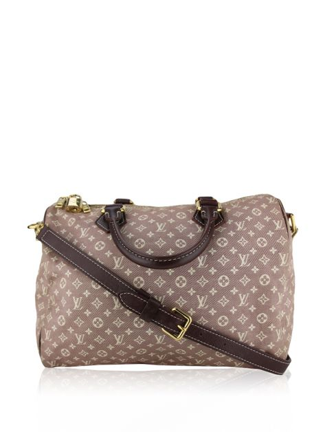Bolsa Louis Vuitton Speedy Idylle 30 Canvas