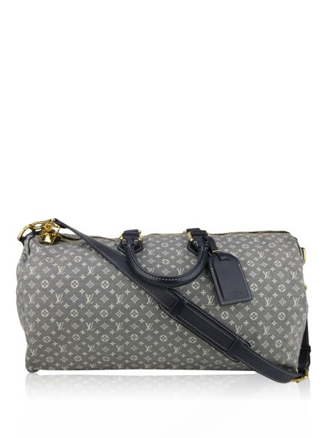 Mala de Mão Louis Vuitton Speedy Voyage 45 Mini Lin
