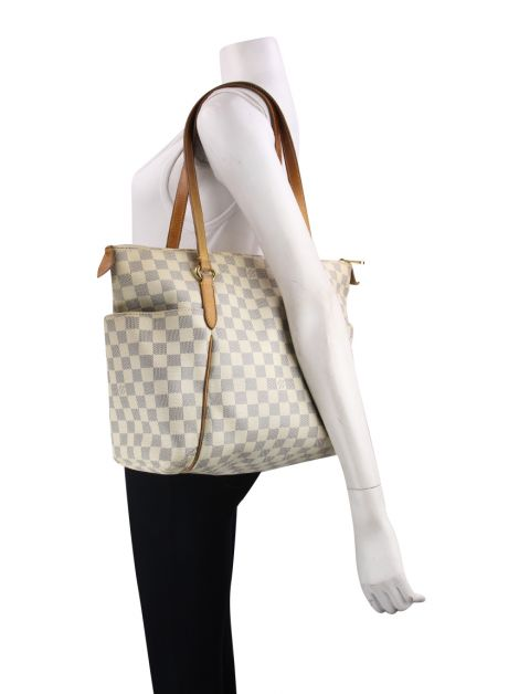Bolsa Louis Vuitton Totally Damier Azur