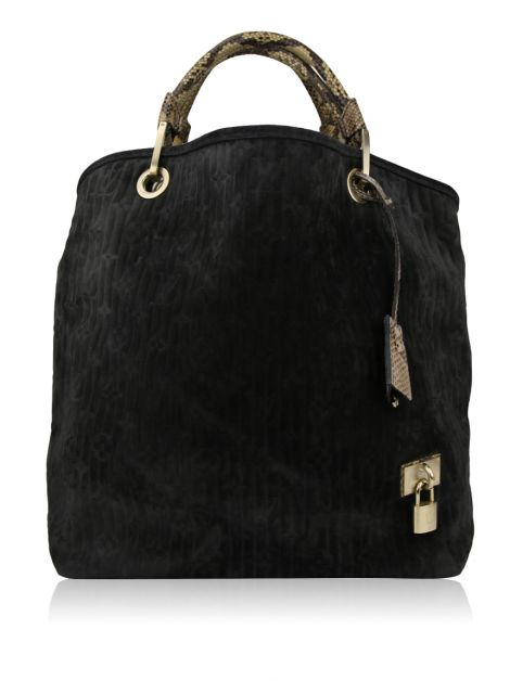 Bolsa Louis Vuitton Whisper Preto