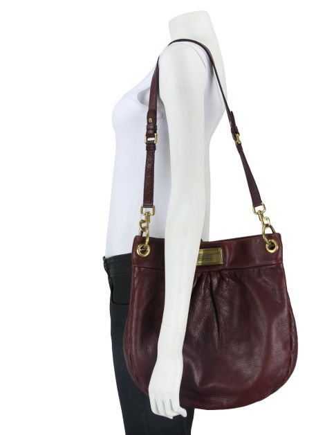 Bolsa Marc by Marc Jacobs Classic Q Hillier Hobo