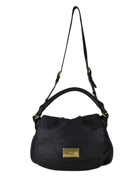 Bolsa Marc by Marc Jacobs Classic Q Little Ukita Preta