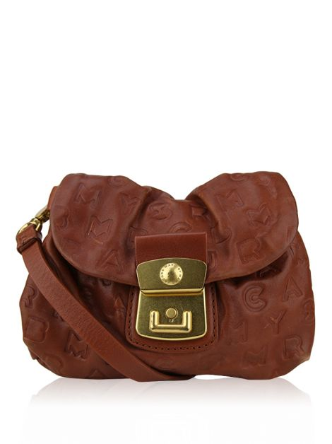 Bolsa Marc By Marc Jacobs Couro Marrom
