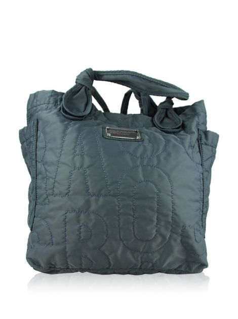 Bolsa Marc by Marc Jacobs Nylon Chumbo