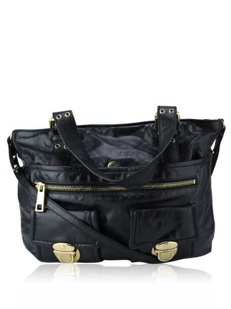 Bolsa Marc by Marc Jacobs Stella Couro